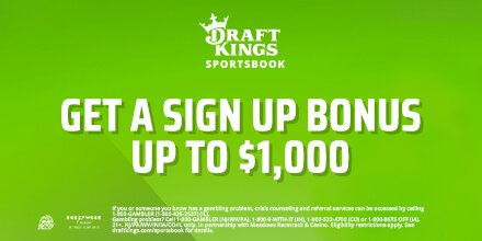 DraftKings Sportsbook promo offer