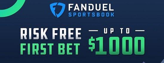 FanDuel sportsbook promo bonus