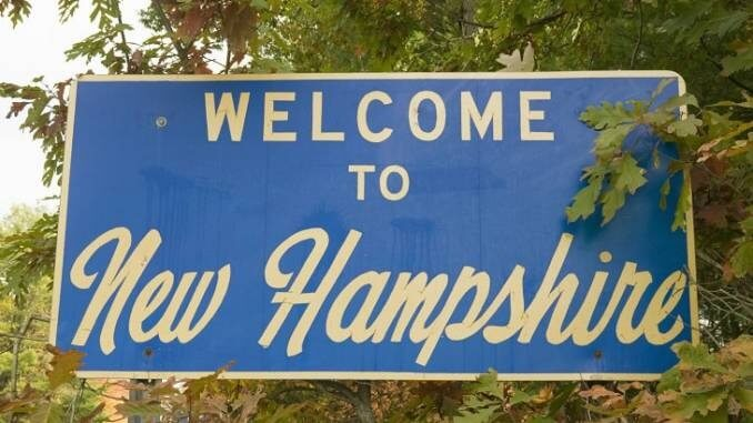New Hampshire Legalizes sports betting