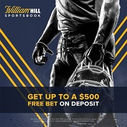 William Hill US Free Bet