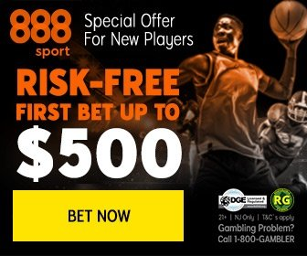 888 sport New Jersey bonus offer
