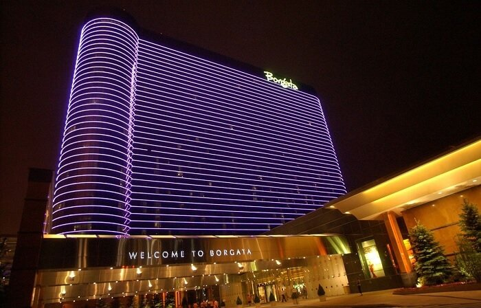 Atlantic City's Borgata Casino