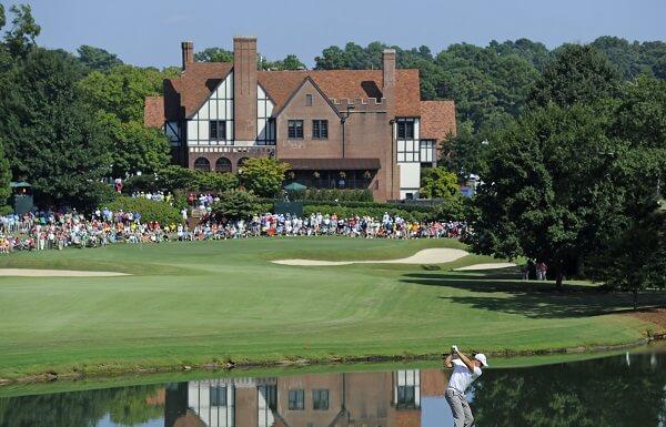 East Lake Golf Club Atlanta