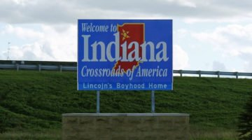 Indiana to legalize gambling