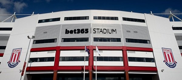 The bet365 Stadium, UK