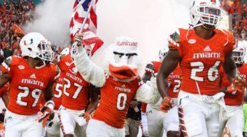 Miami Hurricanes vs. Florida Gators