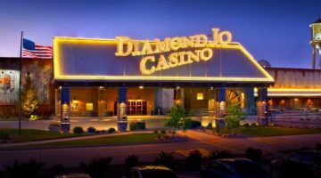 Diamond Jo casino in Iowa
