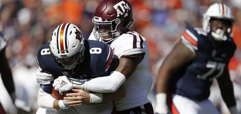 Free football picks - Auburn Tigers Texas vs A&M Aggies