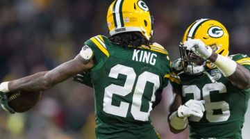 Betting preview - Green Bay Packers vs. Chicago Bears