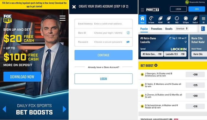 FOX Bet goes mobile in New Jersey & Pennsylvania