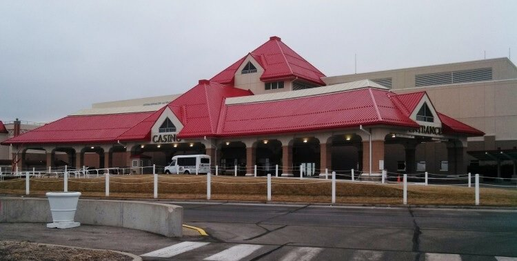 Prairie Meadows casino in Iowa