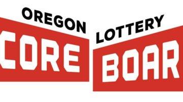 Oregon Lottery's new Scoreboard App