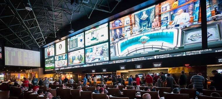 Americans now in favor of legalized gambling
