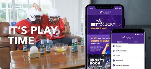 BetLucky.com, launched in West Virginia