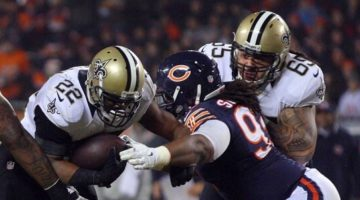Free Football pick - New Orleans Saints at Chicago Bears