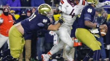 Free NCAA Pick - Virginia Tech Hokies vs Notre Dame Fighting Irish