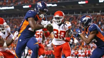 Free NFL pick - Kansas City Chiefs at Denver Broncos