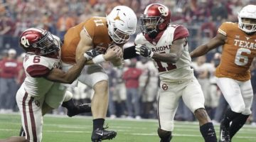 Free NFL picks - Oklahoma Sooners vs Texas Longhorns