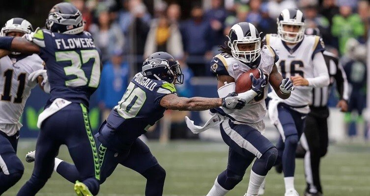 Free football pick - los angeles rams vs seattle seahawks