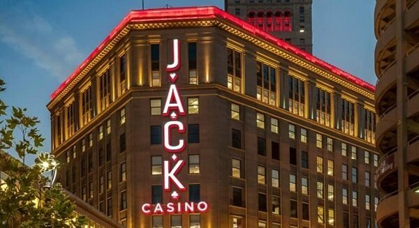 Jack Cleveland Casino, downtown Cleveland