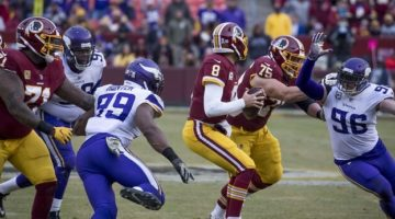 Free NFL Pick - Washington Redskins at Minnesota Vikings