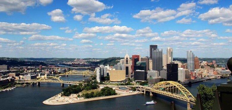 Pittsburgh in Pennsylvania