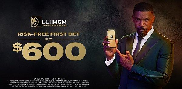 BetMGM Sports app bonus