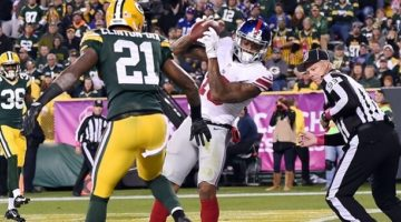 Betting pick - Packers vs the Giants