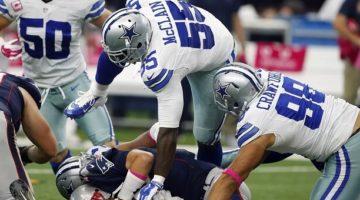 Betting preview - Cowboys vs Patriots