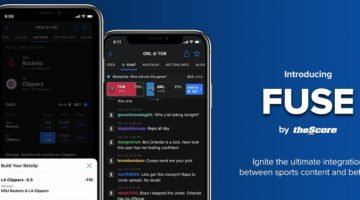 FUSE by theScore & theScore bet