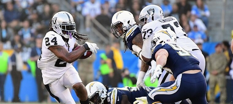 NFL betting picks - Los Angeles Chargers vs Oakland Raiders