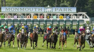 Monmouth Park, New Jersey