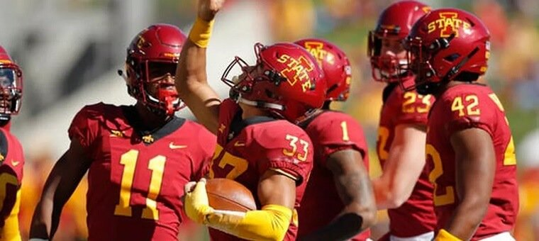 NCAA pick - Kansas Jayhawks vs Iowa State Cyclones