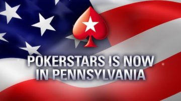 PokerStars now live in Pennsylvania