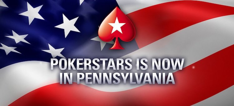 PokerStars now live in Pennsylvania
