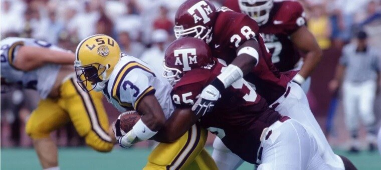 Texas A&M Aggies vs LSU Tigers free betting preview