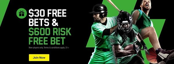 Unibet Sportsbook promo offer