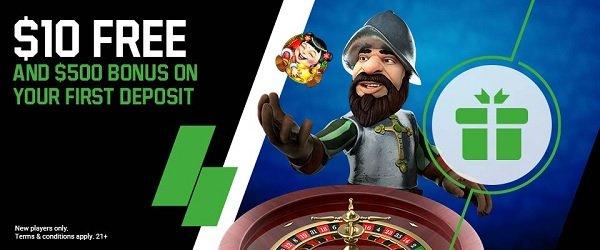 Unibet Casino promo code