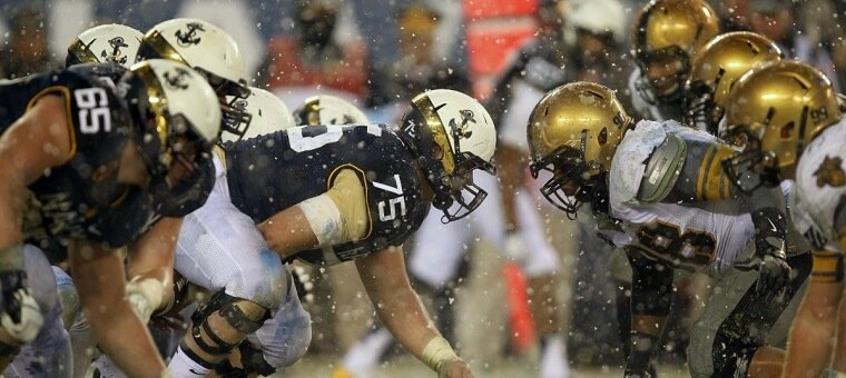 Free Betting preview - Army Black Knights vs. Navy Midshipmen