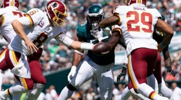 Betting preview and Pick - Eagles vs. Redskins