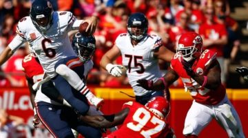 Free Betting preview - Chiefs vs. Bears