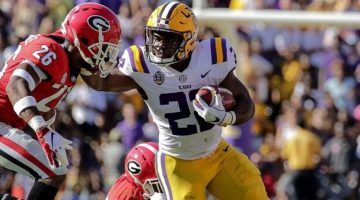 Free Betting preview - LSU Tigers vs Georgia Bulldogs