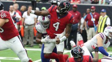 Buffalo Bills vs Houston Texans Free Betting Preview