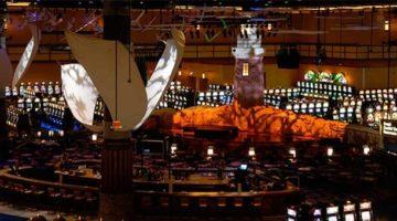Twin Rivers casino, RI