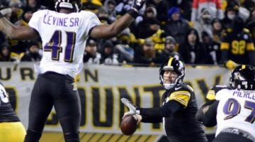 Steelers vs. Ravens betting preview