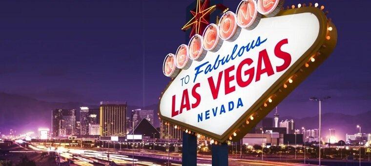 Las Vegas handle back on top
