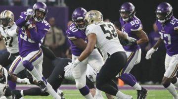 Betting preview - Vikings vs. Saints
