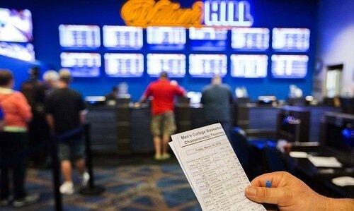 Football betting in Nevada
