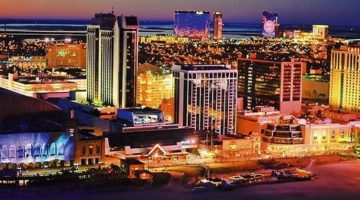 New Jersey gambling growth