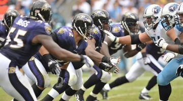 Play Off betting preview - Titans at Ravens
